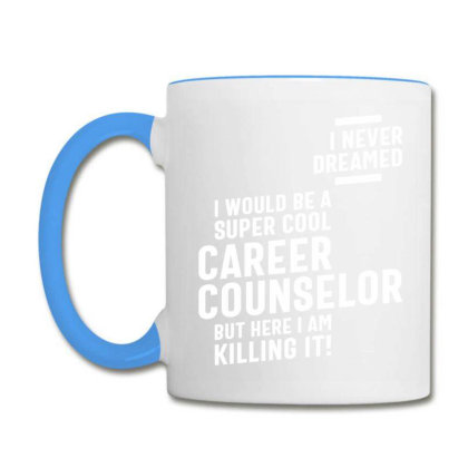 Career Counselor Job Title Gift Coffee Mug Designed By Cidolopez