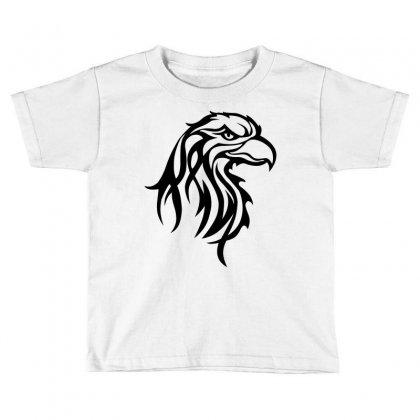 Eagle Toddler T-shirt Designed By Igun