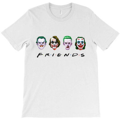 Awesome Friends T-shirt Designed By Gotthis Tees
