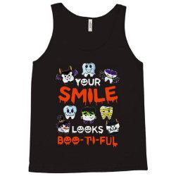 smile  boo ti ful halloween Tank Top   Artistshot