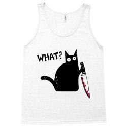 what black cat  halloween Tank Top | Artistshot