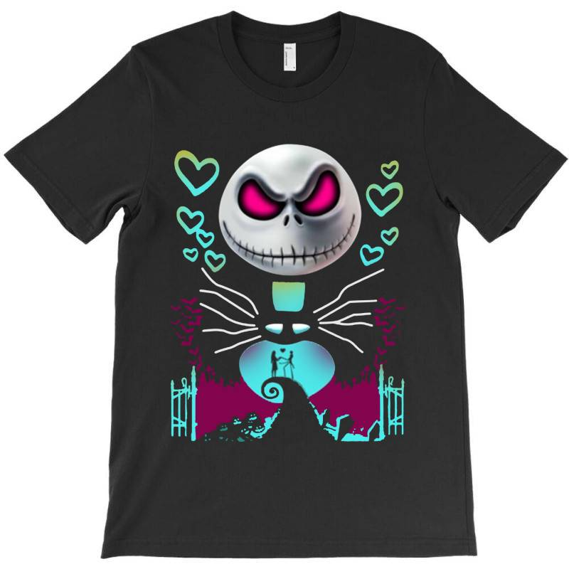 The Nightmare Before Christmas T-shirt   Artistshot