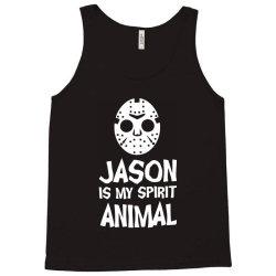 jason mask is my spirit animal friday 13th horror halloween Tank Top | Artistshot