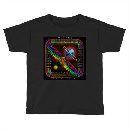 Journey Departure Toddler T-shirt Designed By Riderman870808