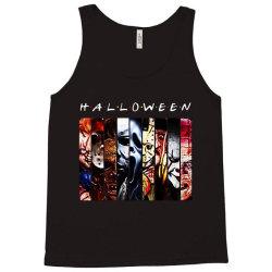 funny horror characters halloween Tank Top   Artistshot