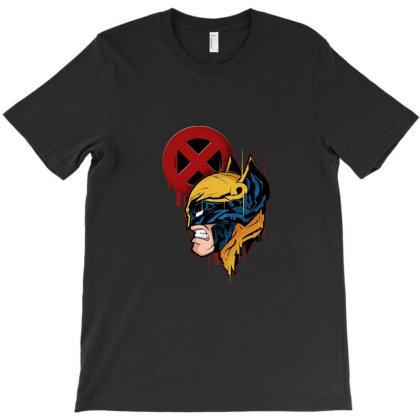 Berserker Barrage Style T-shirt Designed By Cuser4058