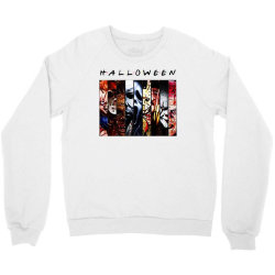 halloween horror squad Crewneck Sweatshirt | Artistshot