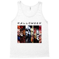 halloween horror squad Tank Top | Artistshot