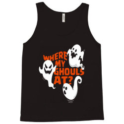 funny halloween ghost Tank Top | Artistshot