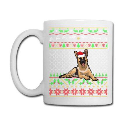 German Shepherd Christmas Sweater T Shirt Coffee Mug Designed By Gnuh79