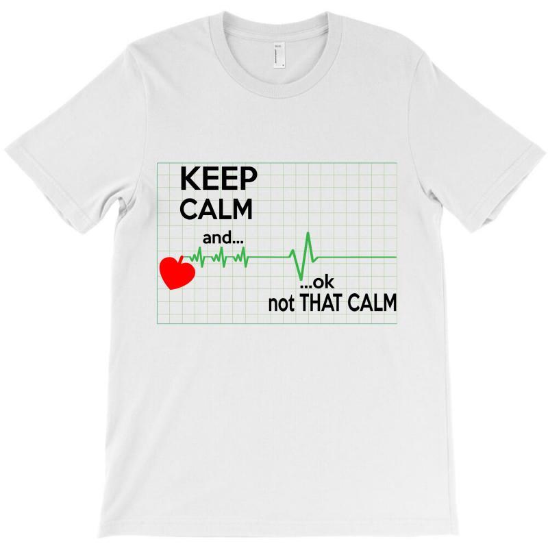 Keep Calm Nurse T-shirt   Artistshot