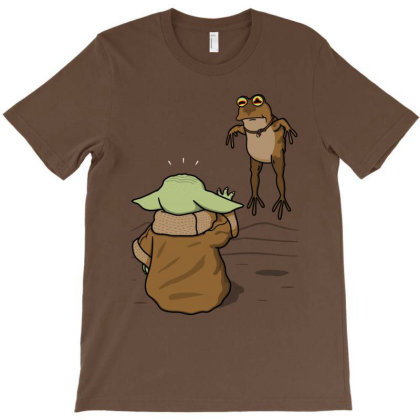 Wrong Toad! T-shirt Designed By Raffiti