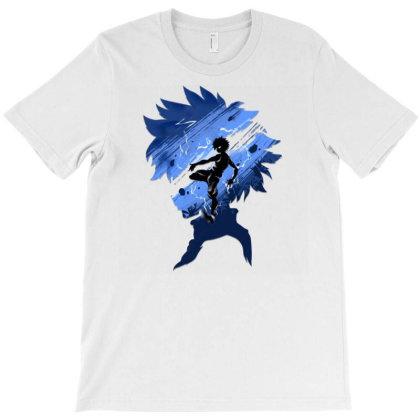 Killua Zoldyck T-shirt Designed By Kiva27