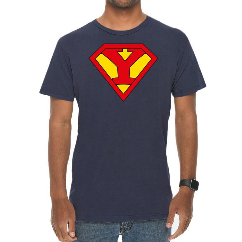 Y Vintage T-shirt   Artistshot