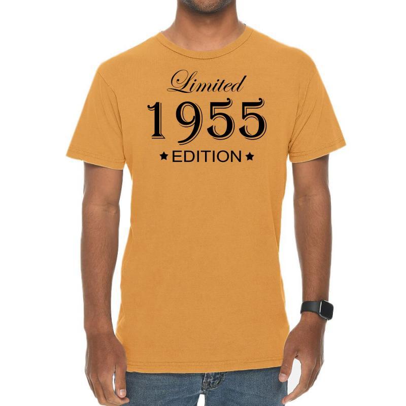 Limited Edition 1955 Vintage T-shirt   Artistshot