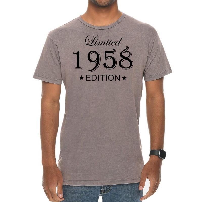 Limited Edition 1958 Vintage T-shirt | Artistshot