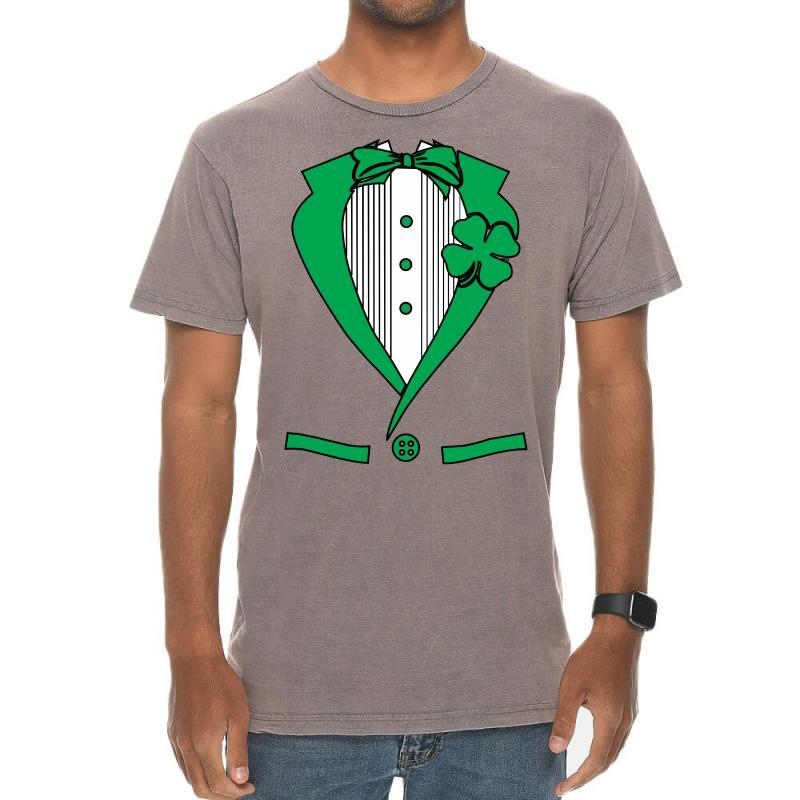 Irish-suit Vintage T-shirt | Artistshot