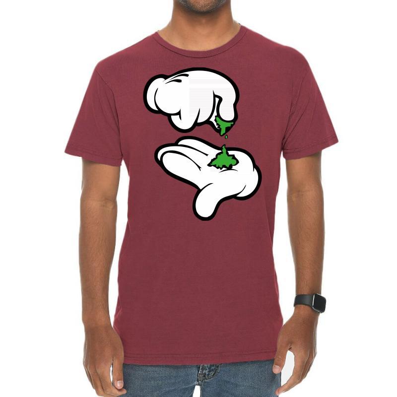 Dope Hand Vintage T-shirt   Artistshot