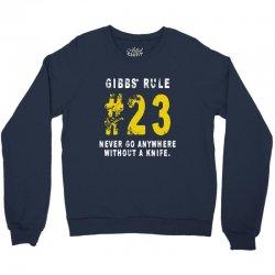 Gibbs's Rules 23 Crewneck Sweatshirt | Artistshot