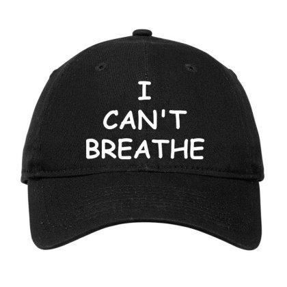 I Can't Breathe Adjustable Cap Designed By Killakam