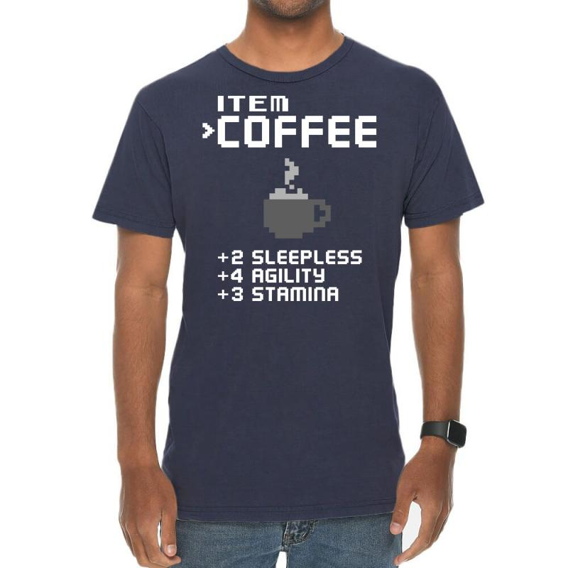 Facts Of Coffee Vintage T-shirt | Artistshot