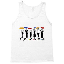 friends umbrella Tank Top | Artistshot