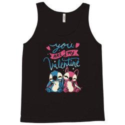 you are my valentine Tank Top   Artistshot