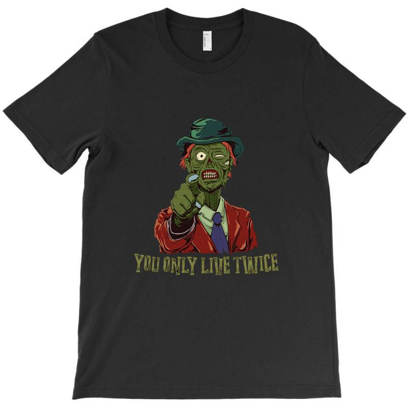 You Only Live Twice T-shirt | Artistshot