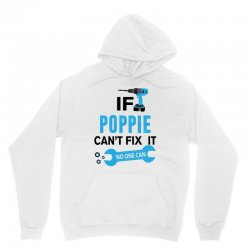 if poppie cant fix it no one can Unisex Hoodie | Artistshot