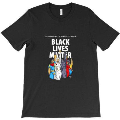 Black Lives Matter T-shirt Designed By Cuser4071
