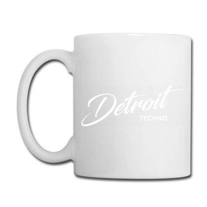 Detroit Techno Coffee Mug Designed By Ismi