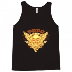 the man  the myth   the legend - papa Tank Top | Artistshot
