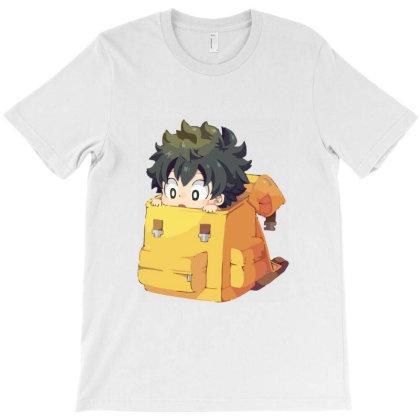 My Hero Academia _ Boku No Hero Academia _ Izuku Midoria Deku T-shirt Designed By Dc47