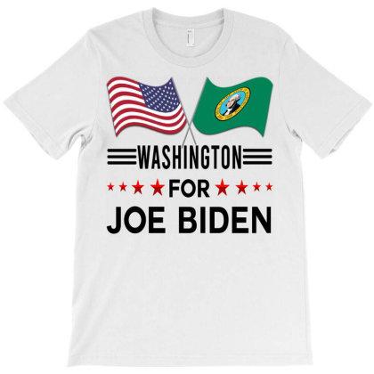 Washington For Joe Biden  Biden 2020, Joe Biden Democrat And Former Vi T-shirt Designed By Hoainv