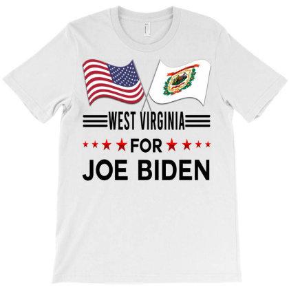 West Virginia For Joe Biden  Biden 2020, Joe Biden Democrat And Former T-shirt Designed By Hoainv