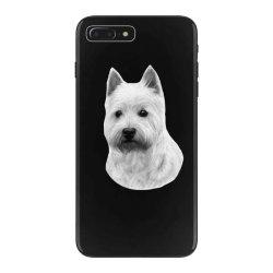 West Highland White Terrier iPhone 7 Plus Case | Artistshot