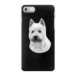 West Highland White Terrier iPhone 7 Case | Artistshot