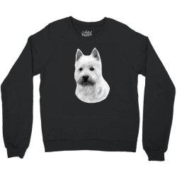 West Highland White Terrier Crewneck Sweatshirt   Artistshot