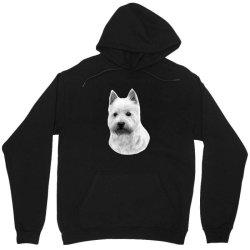 West Highland White Terrier Unisex Hoodie   Artistshot