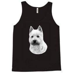 West Highland White Terrier Tank Top   Artistshot