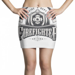 Fire dept, Firefighter, Fire, Fireman,  Arizona Mini Skirts | Artistshot