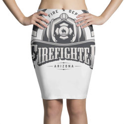 Fire dept, Firefighter, Fire, Fireman,  Arizona Pencil Skirts | Artistshot