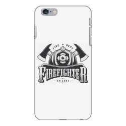 Fire dept, Firefighter, Fire, Fireman,  Arizona iPhone 6 Plus/6s Plus Case | Artistshot