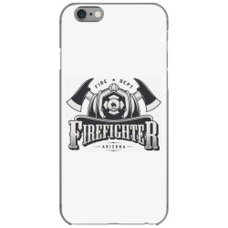 Fire dept, Firefighter, Fire, Fireman,  Arizona iPhone 6/6s Case | Artistshot