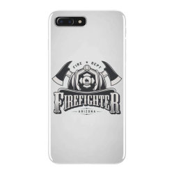 Fire dept, Firefighter, Fire, Fireman,  Arizona iPhone 7 Plus Case | Artistshot