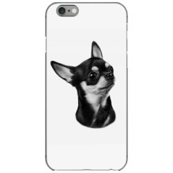 Chihuahua painting iPhone 6/6s Case | Artistshot