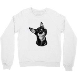 Chihuahua painting Crewneck Sweatshirt | Artistshot