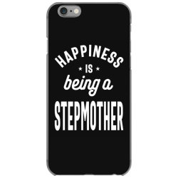 Happiness Is Being a Stepmother - Mother Grandma Gift iPhone 6/6s Case | Artistshot