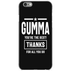 Gumma You're The Best! Mother Grandma Gift iPhone 6/6s Case | Artistshot