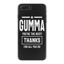 Gumma You're The Best! Mother Grandma Gift iPhone 7 Plus Case | Artistshot
